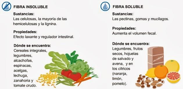¿Qué es la Fibra Alimentaria? 1