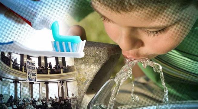 flúor como nutriente